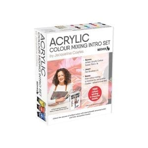 Acrylic Colour Mixing Intro Set