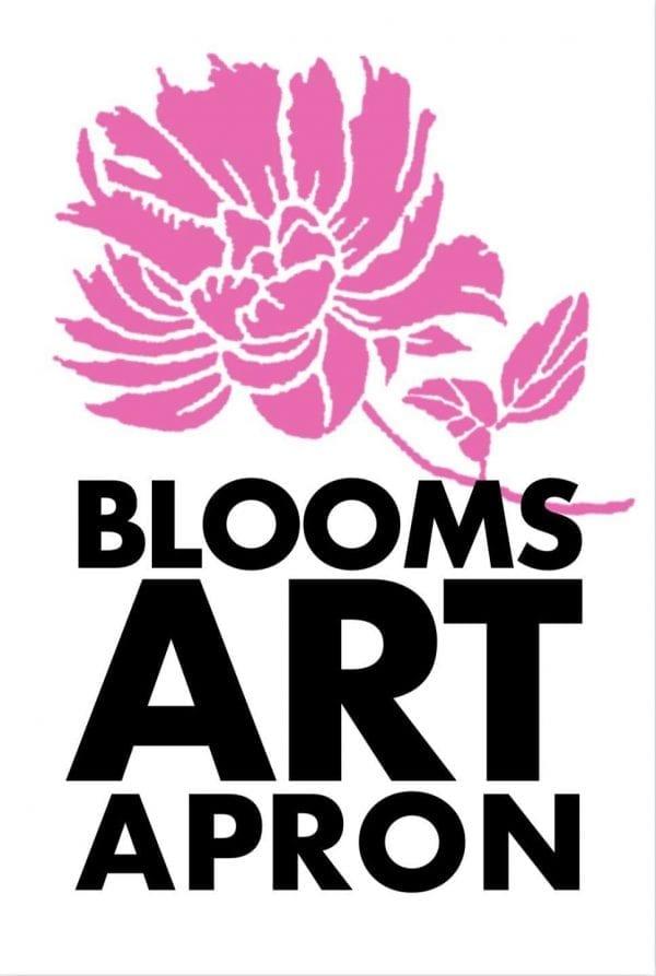 Blooms Art Apron
