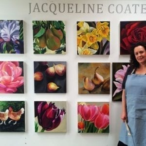 Jacqueline Coates How To Paint Blooms Bundle
