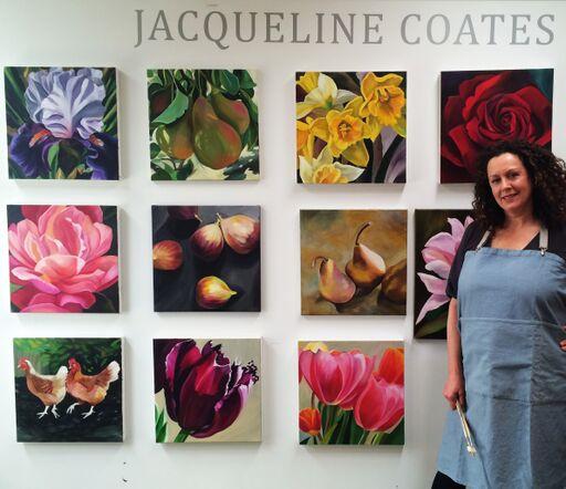 Jacqueline Coates How To Paint Blooms Bundle