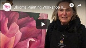 Review Paint Blooms Melbourne Jan Slater