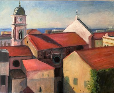 Tour and Paint Italy